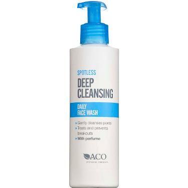 deep cleansing aco