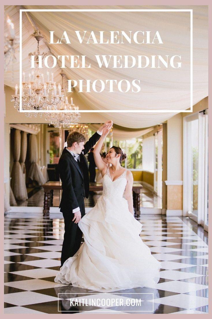 La Valencia Wedding Photos - Jenny & Frank | Kaitlin ...