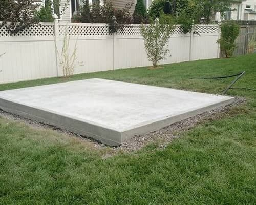 Simple And Strong Hot Tub Base Pad Ideas That Is Good For Your Hot
