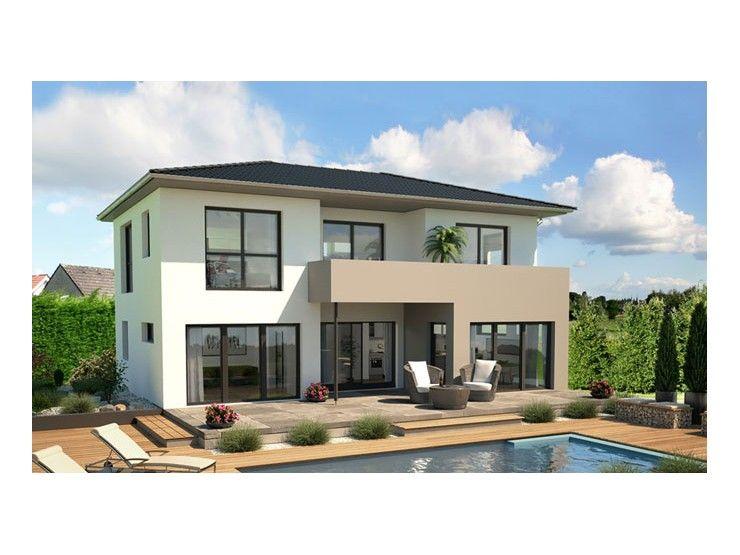 die besten 25 fertighaus mit einliegerwohnung ideen auf pinterest einfamilienhaus mit. Black Bedroom Furniture Sets. Home Design Ideas