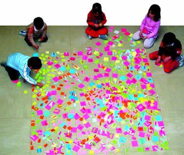 Pin de Ho en arte niños | Educación artística, Javier abad y ...