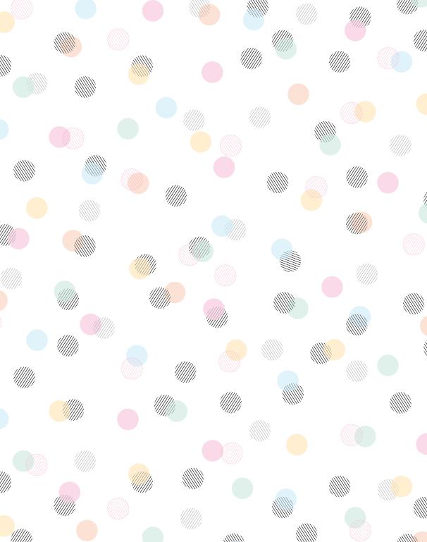 Lovely Dainty Dots Pattern