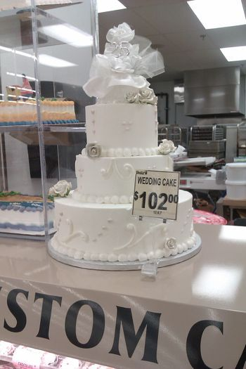 Wedding Cakes By Walmart Prices