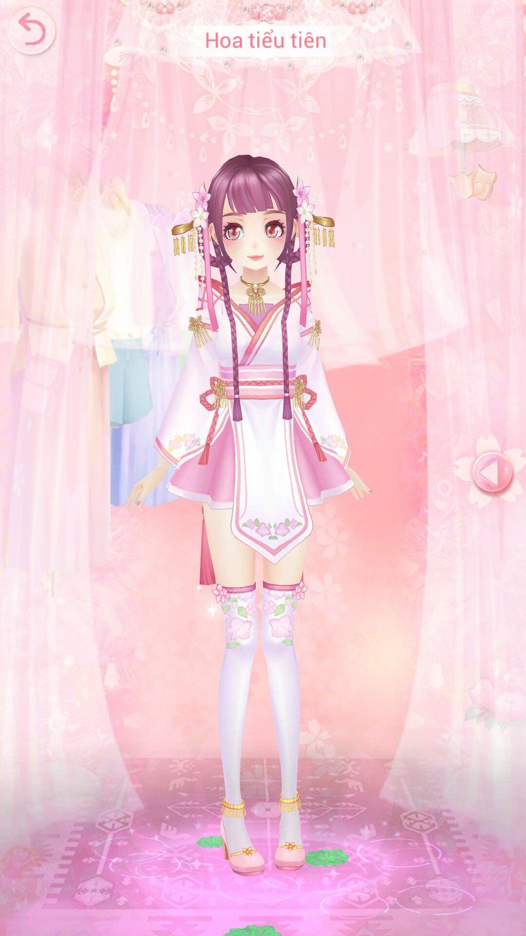 Game Học viện thời trang Alice 3D - Hoa tiểu tiên Ngôi Sao, Kimono,