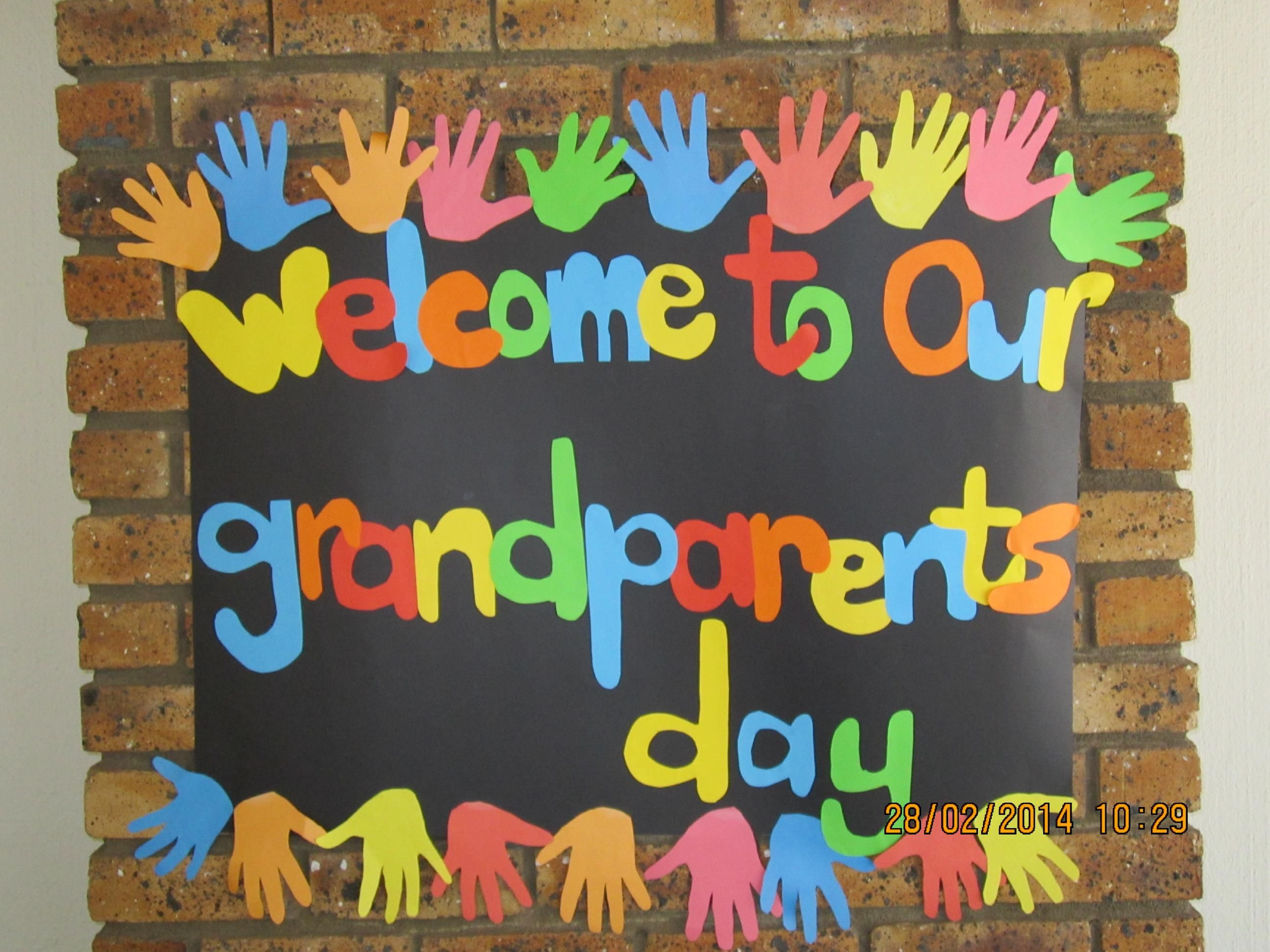 Grandparents Day Craft Ideas For Kids Part - 26: Happy Grandparents Day 2015 | Grandparents Day 2015 Quotes, Crafts .