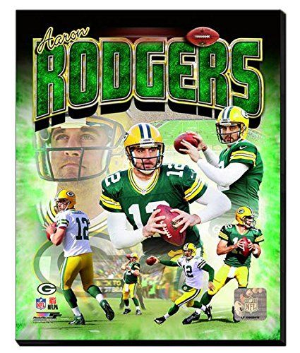 Aaron Rodgers Canvas Framed Over With 2 Inches Stretcher Bars-Ready To Hang- Awesome & Beautiful-Must For A Championship Team Fan! All Teams Player Canvas Available-Please Go Through Description & Mention In Gift Message If Need A different Team-Choose Size Option (16 x 20 inches stretched Aaron Rodgers Canvas) Art and More, Davenport, IA http://www.amazon.com/dp/B00MMKV3QG/ref=cm_sw_r_pi_dp_a3HAub05SRAG0
