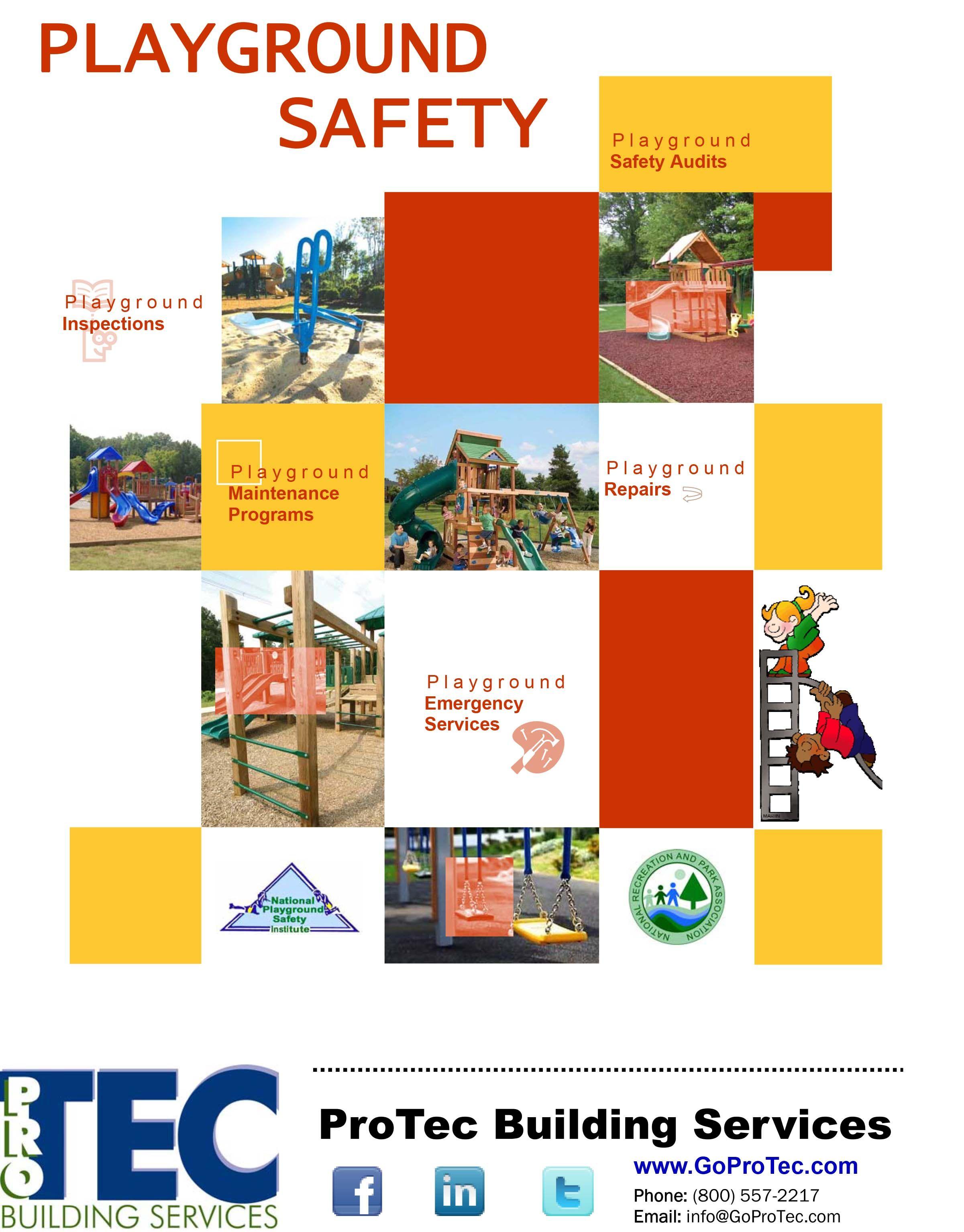 Playground safety keep kids safe playground safety
