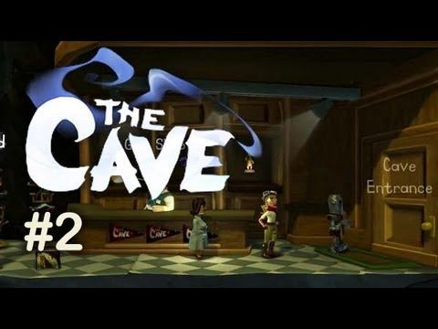 The Cave - Part 2 - King and Princess (Gameplay/Walkthrough)