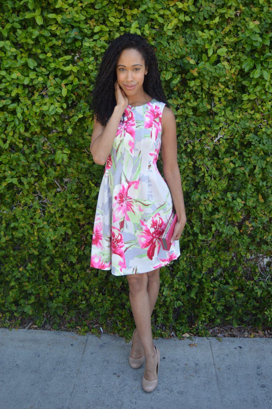 cb32f35038ee Spring dress from  marshalls  dress  fabfound