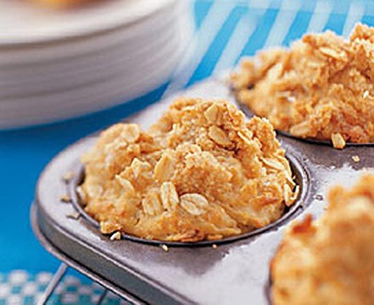 Apple Crumble Muffins - Everyday Delicious Kitchen