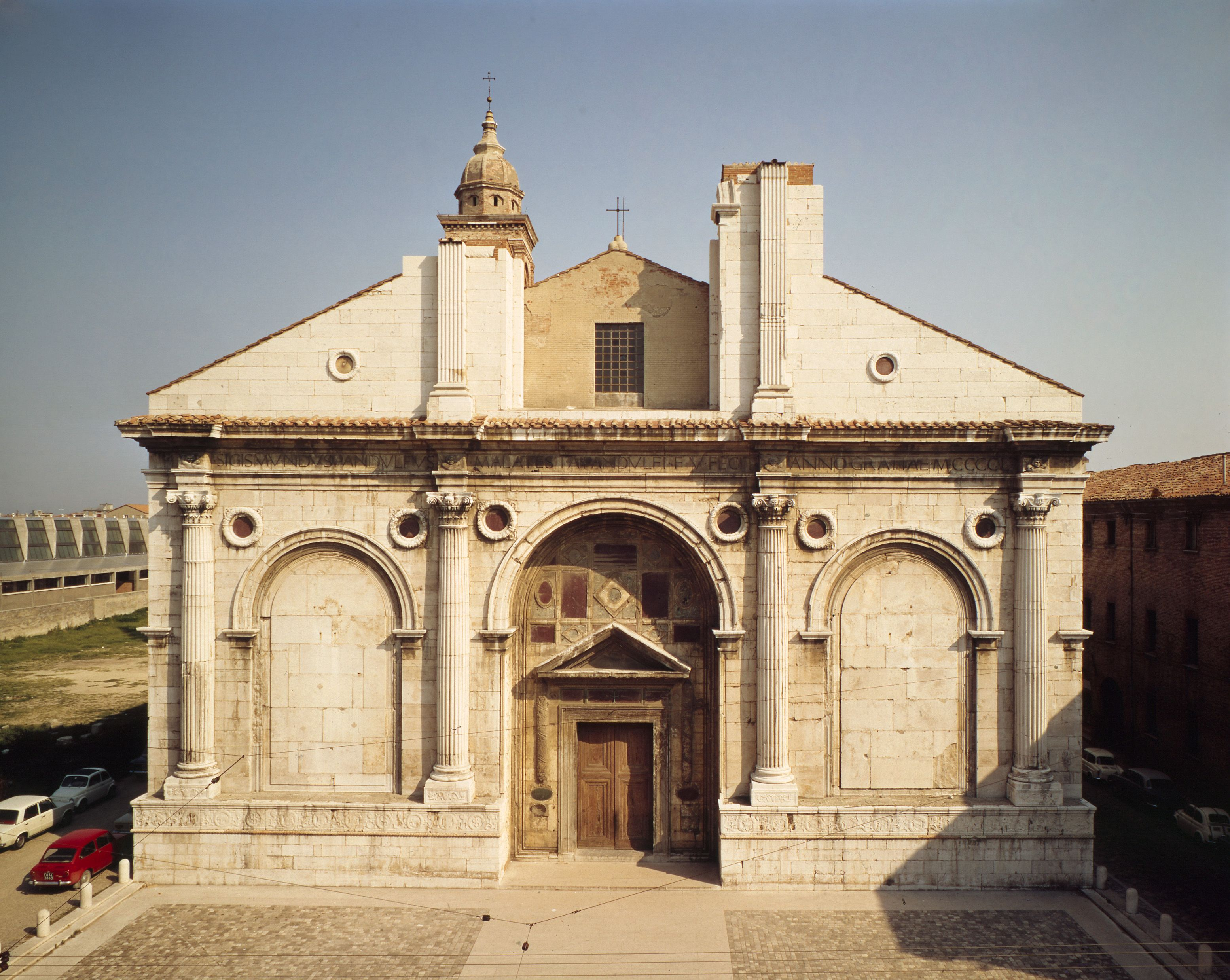San Francesco, Rimini | The church of San Francesco is ...