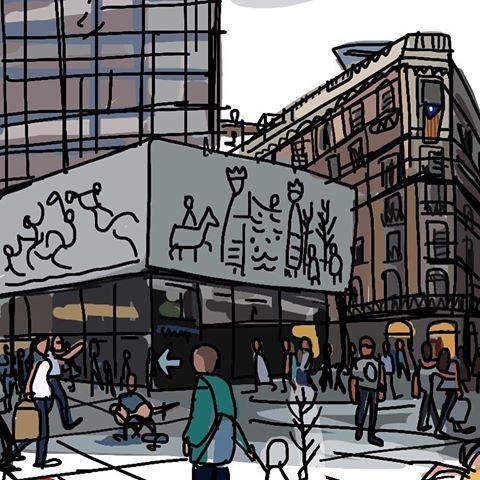 Colegio de Arquitectos, Barcelona Disponible en http://mariscalstore ...
