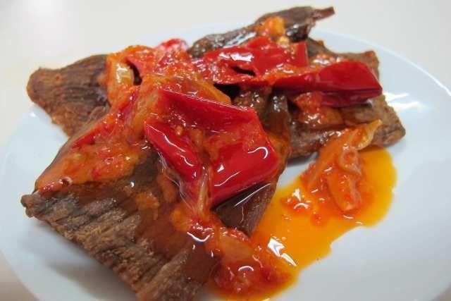 50 Rekomendasi   Rekomendasi Restoran: Mantap Pedas! Dendeng Balado Khas Minang