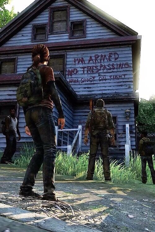 Oh Last of Us