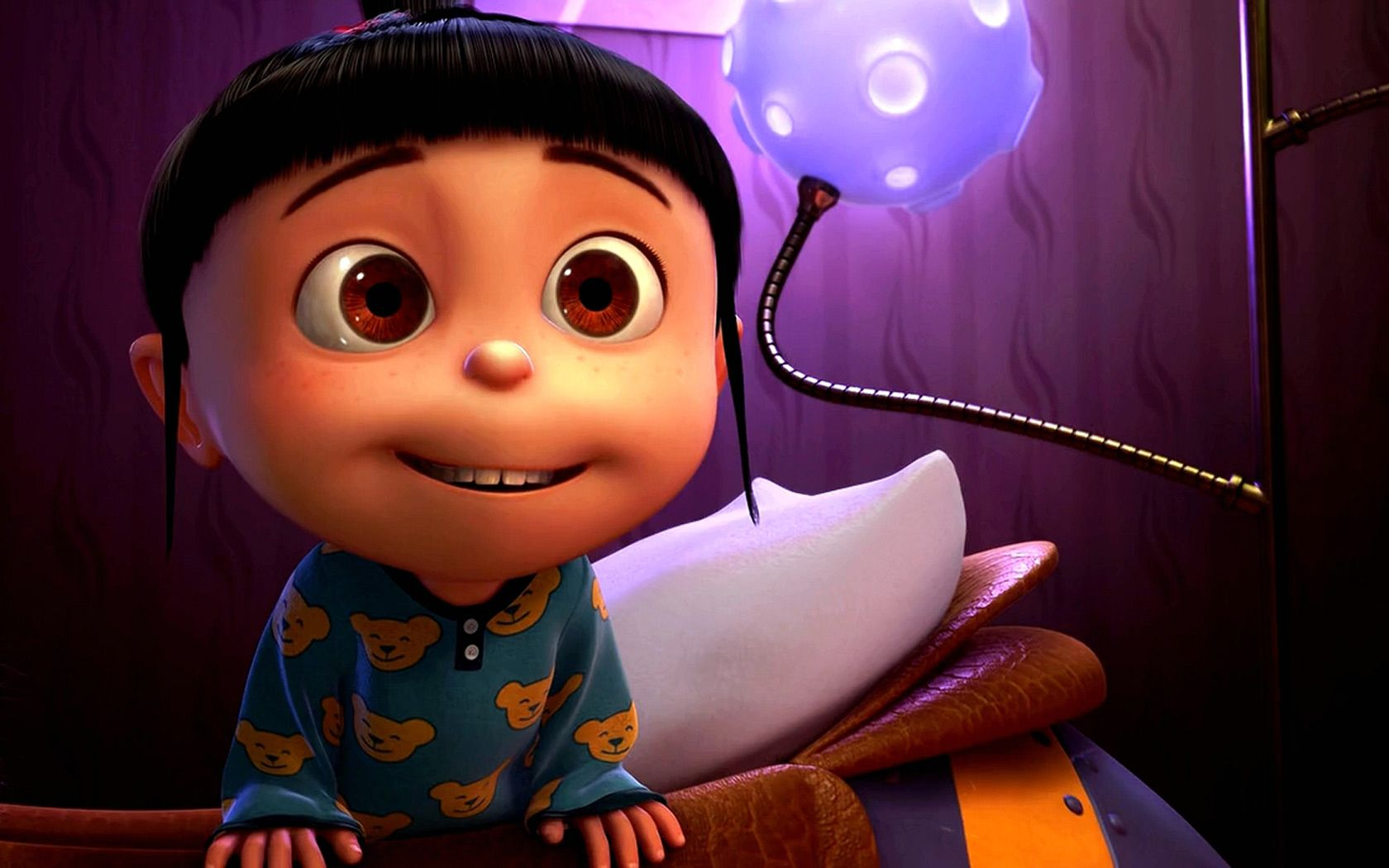 Agnes (Despicable Me) - YouTube
