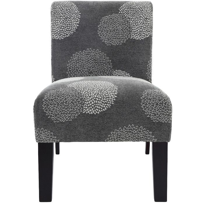 Excellent Sunflower Accent Chair In Charcoal Office Colors Accent Spiritservingveterans Wood Chair Design Ideas Spiritservingveteransorg