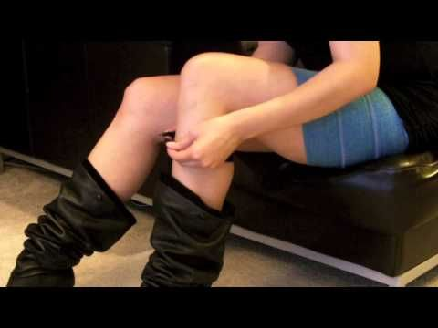 How to Keep Boots From Slouching with Elevates. Finally a fix for ...