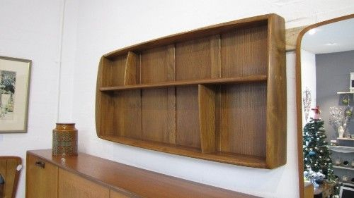 Another new buy....ercol wall shelf/ plate rack. & Another new buy....ercol wall shelf/ plate rack. | My old house ...