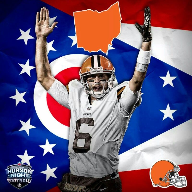 Battle of Ohio round one to the Browns (on National TV