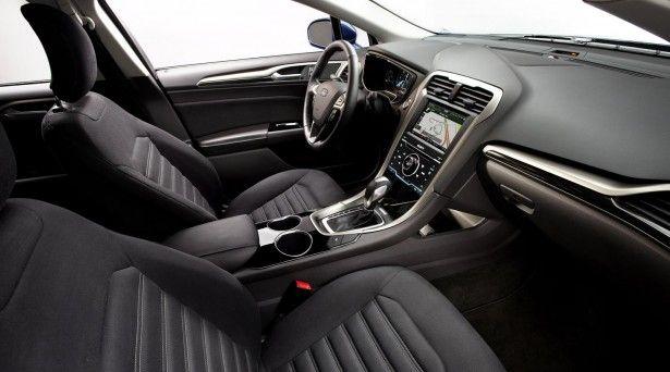2013 Ford Fusion Hybrid Titanium Ford Fusion Ford Fusion Energi 2013 Ford Fusion