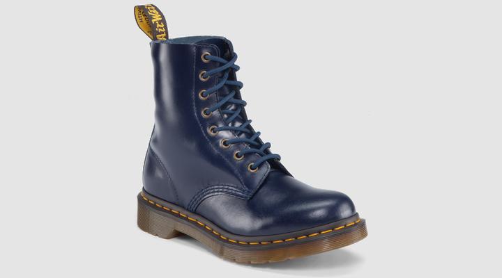 944611b819983 Dr Martens PASCAL DRESS BLUES BUTTERO - Doc Martens Boots and Shoes ...