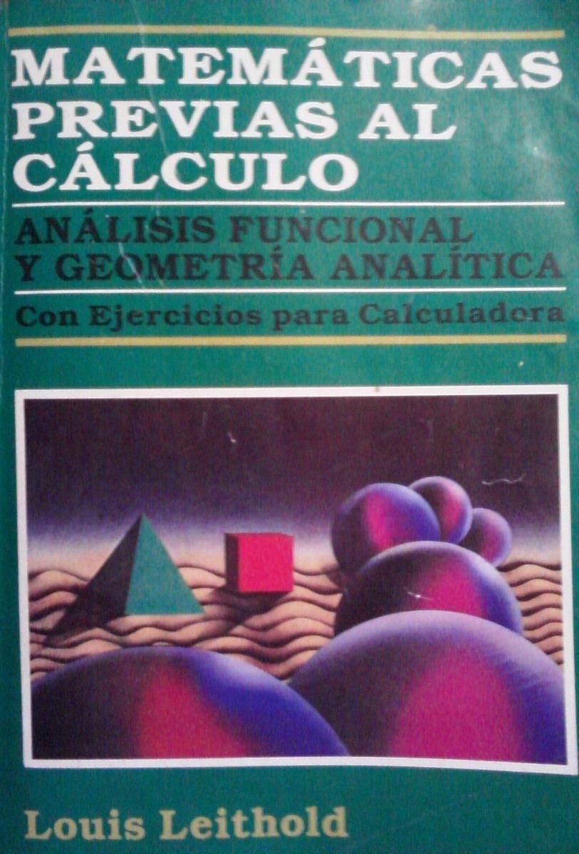 Algebra Y Trigonometria Con Geometria Analitica Louis Leithold Pdf