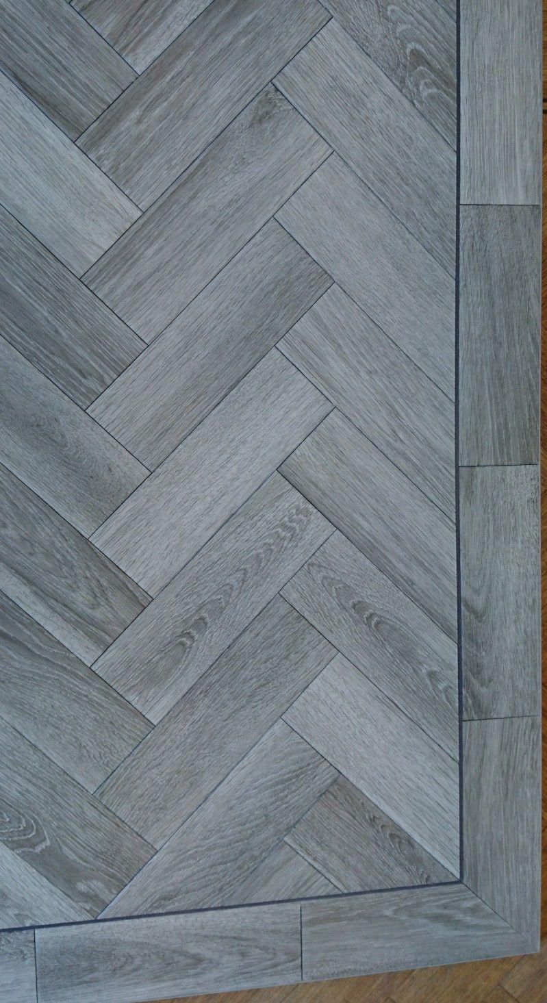 Amtico Form Valley Oak Parquet. Floor design