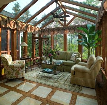 Open porches are unquestionably a blessing, especially in warm weather. They provide some extra living space in the open air that just can't be duplicated by decks or patios.