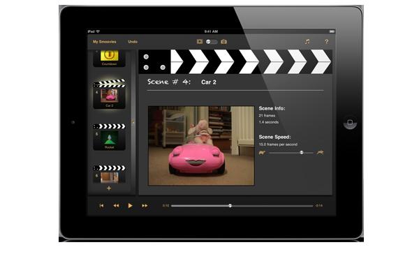 Smoovie Stop Motion Animation App Stop motion app