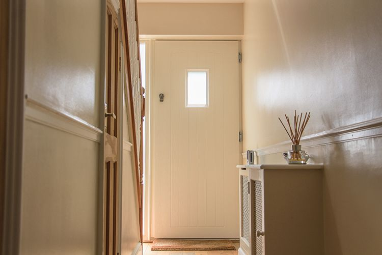 Solarlux SL 60e Bi Folding Doors, Sliding Sash Windows And Apeer Front Door,  Warfield, Berkshire   Thames Valley Windows