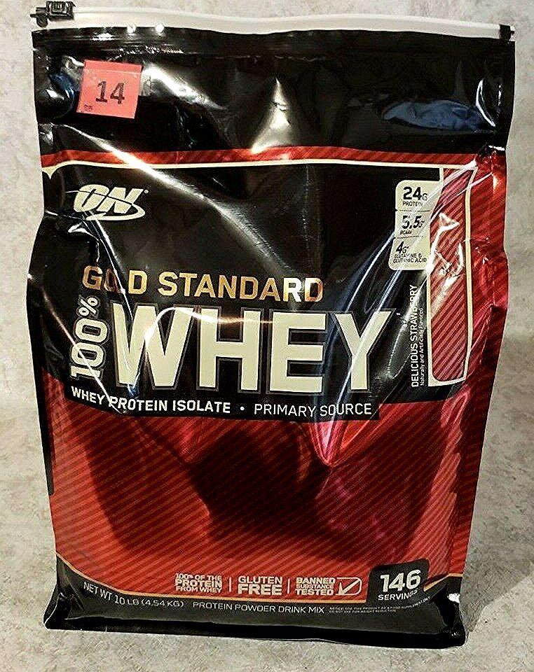 Optimum Nutrition 100 Gold Standard Whey Strawberry 10 Lbs Read Ad 6 2020 Ideas In 2020 Gold Standard Whey Whey Protein Recipes Protein Shake Recipes Chocolate