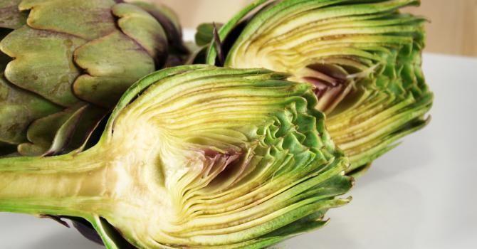 L'artichaut est un légume qui a fait son apparition dans