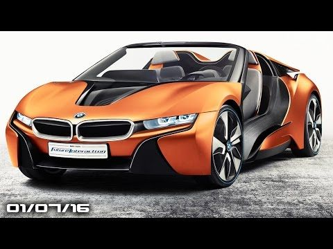 Kirill Klip. Lithium Race BMW i Vision Concept