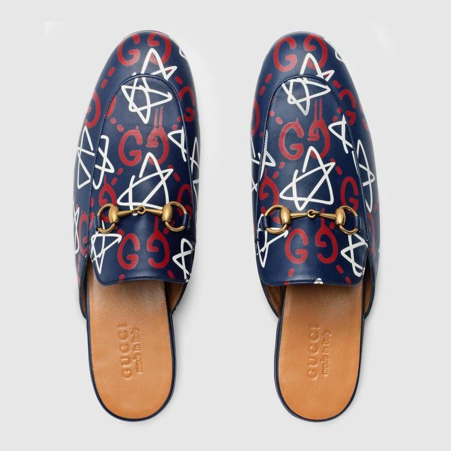 7fbc9acff Gucci prince town slipper Size US 7.5 / EU 40-41   ooh! in 2019 ...