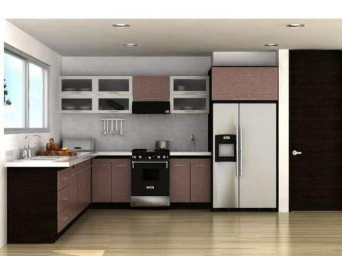 imagenes-de-cocinas-integrales-modernas6 Casa Pinterest