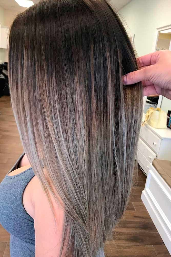23 Charming and Chic Options for Brown Hair with Highlights ...