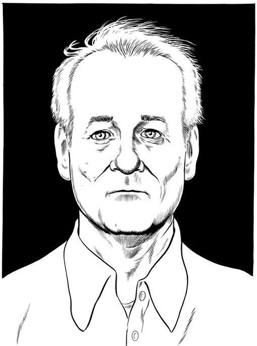 Daniel Clowes, Bill Murray