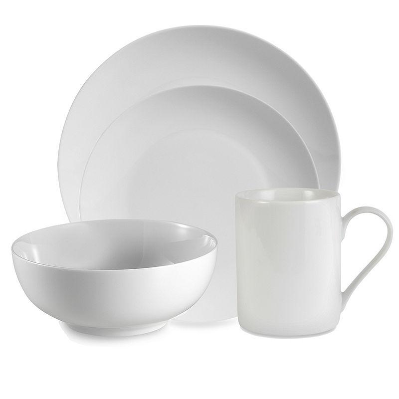 Everyday White Coupe Dinnerware Wedding Ideas In 2019