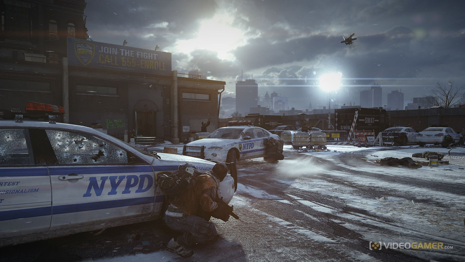 PS4 Tom Clancy´s The Division