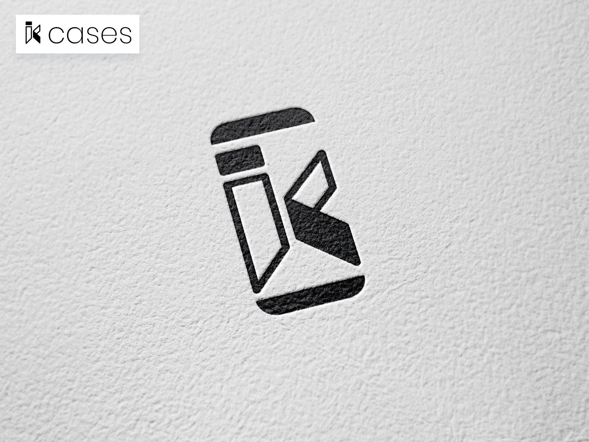jk logo mockup | logo mockup, logos, logo design