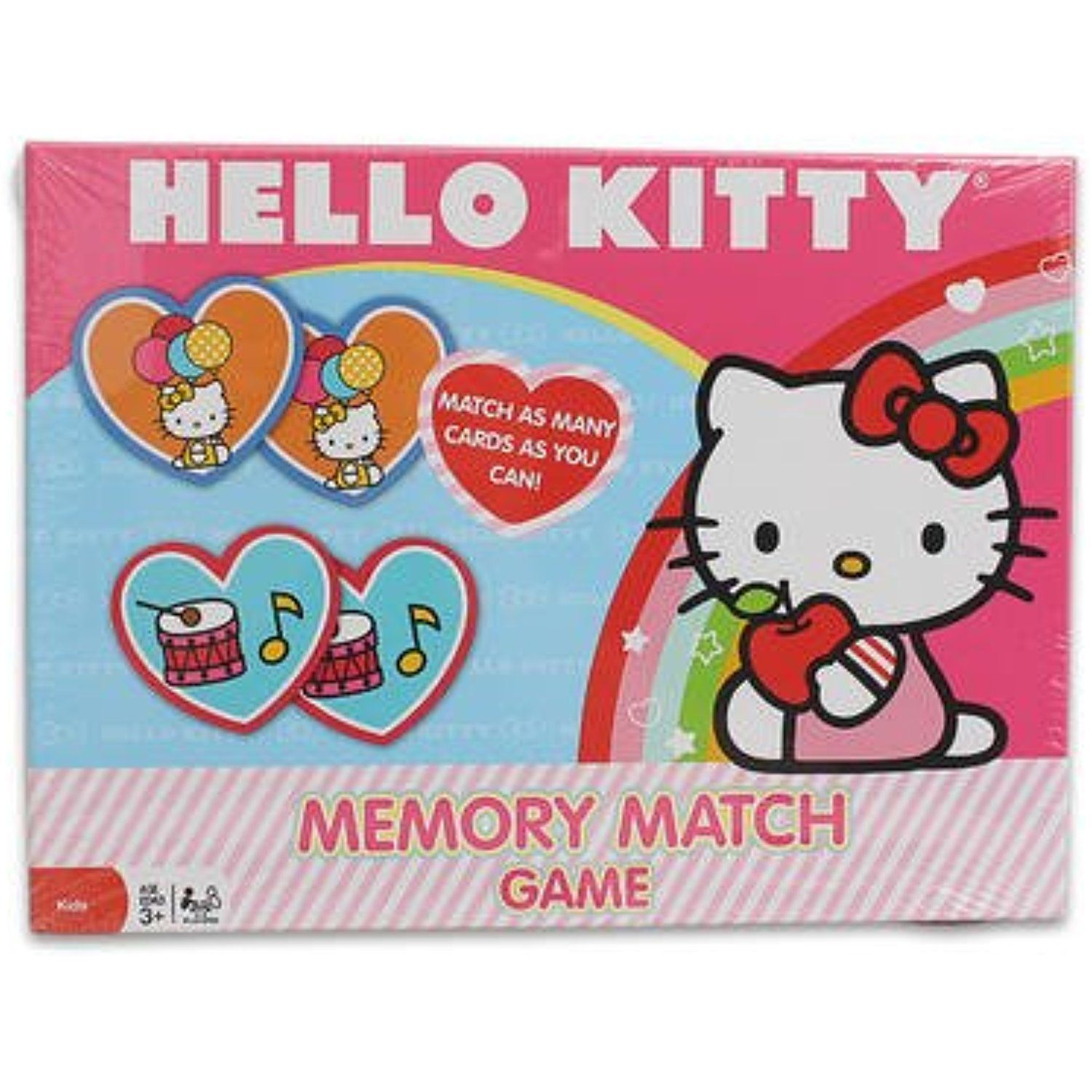 Uncategorized Hello Kitty Matching Game 1 piece of hello kitty memory match game you can find more details by