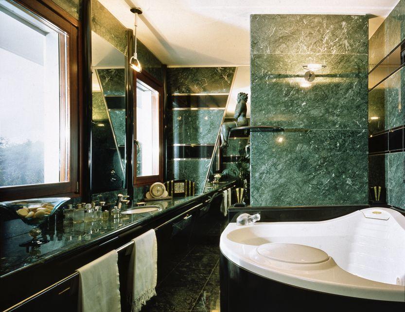 bagni con marmo verde alpi cerca con google