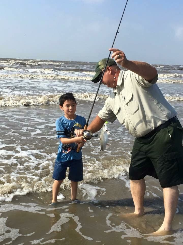 Surf Fishing Lessons At Sea Rim State Park Texastodo Port Arthur State Parks Gulf Coast