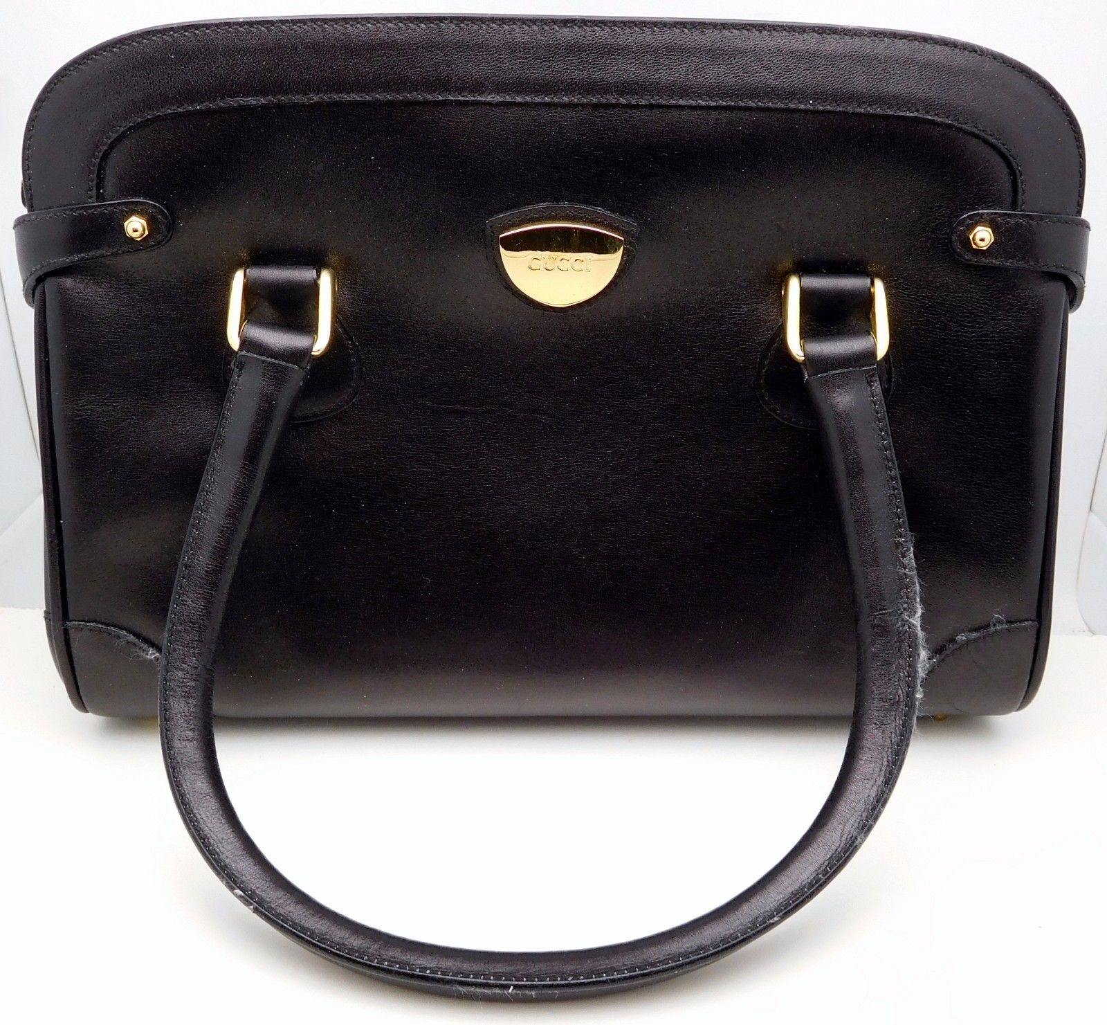 #Trending - GUCCI Ladies Black Handbag Purse https://t.co/WST1aQGTAP Ebay https://t.co/tr2mGJnhgl