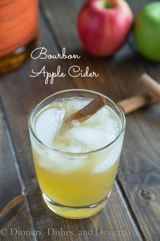 Bourbon Apple Cider Recipe