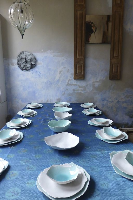 The Art of Dining project by Moki Last