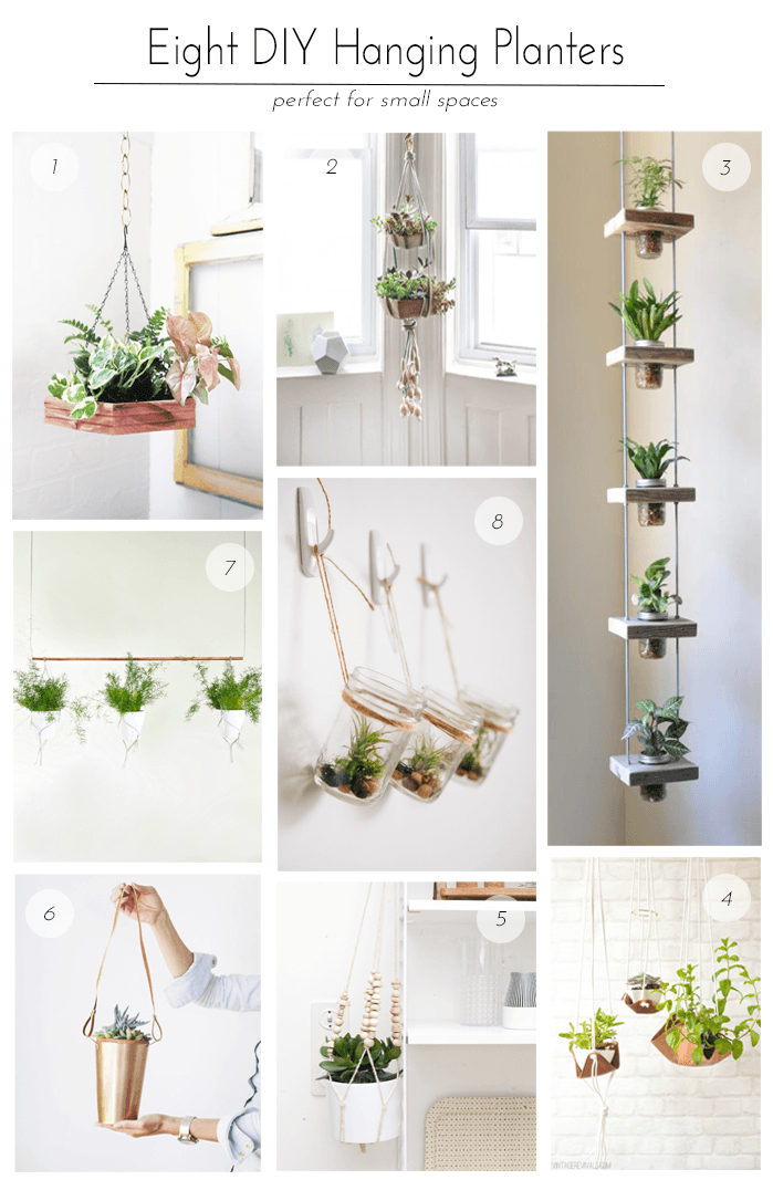 Taking Things Vertical Diy hanging planter, Diy hanging