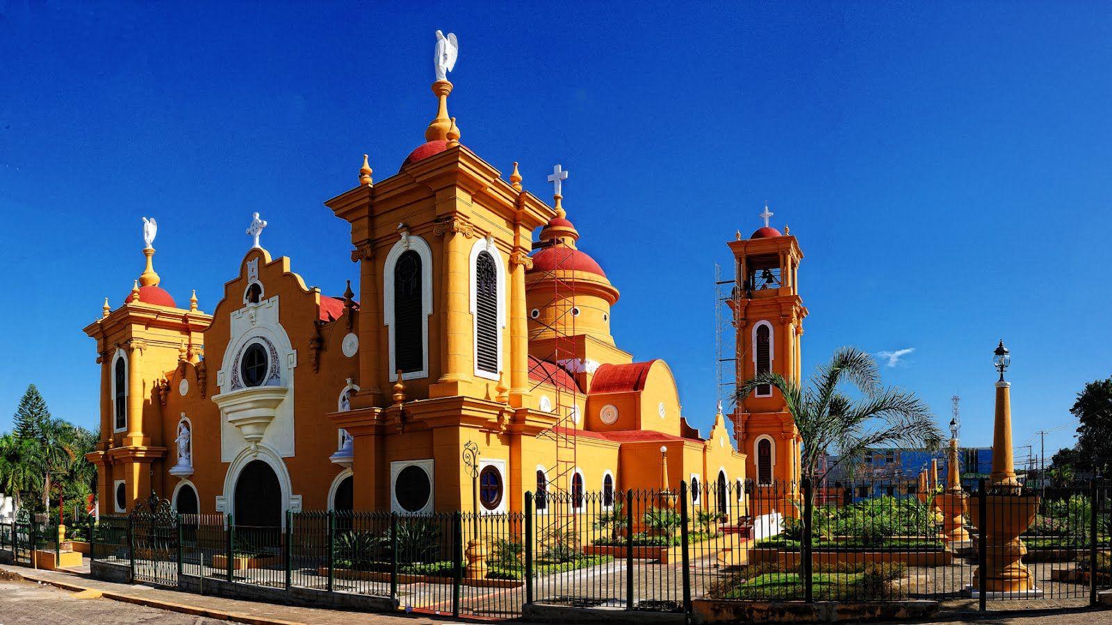 Catedral Nuestra Señora de la Consolacion, San Cristobal ...