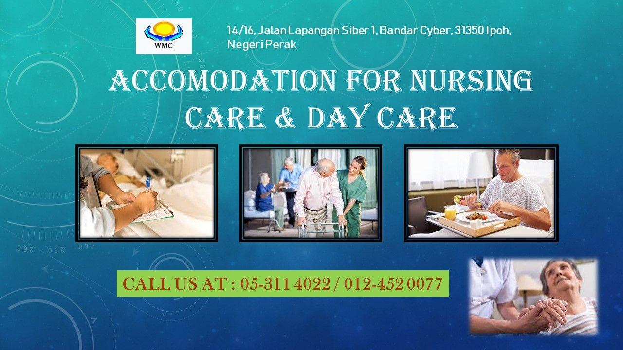 Wong Medical Centre Has Provide Accomodation For Nursing Services