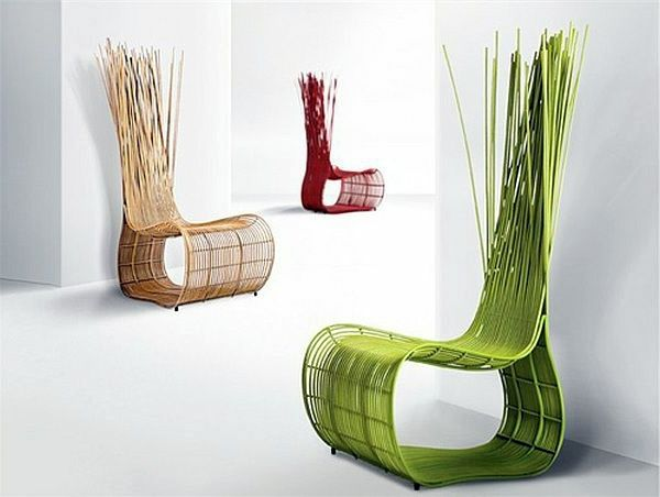 Rattanmöbel - 45 Outdoor rattan furniture - modern garden - lounge set design garten diy